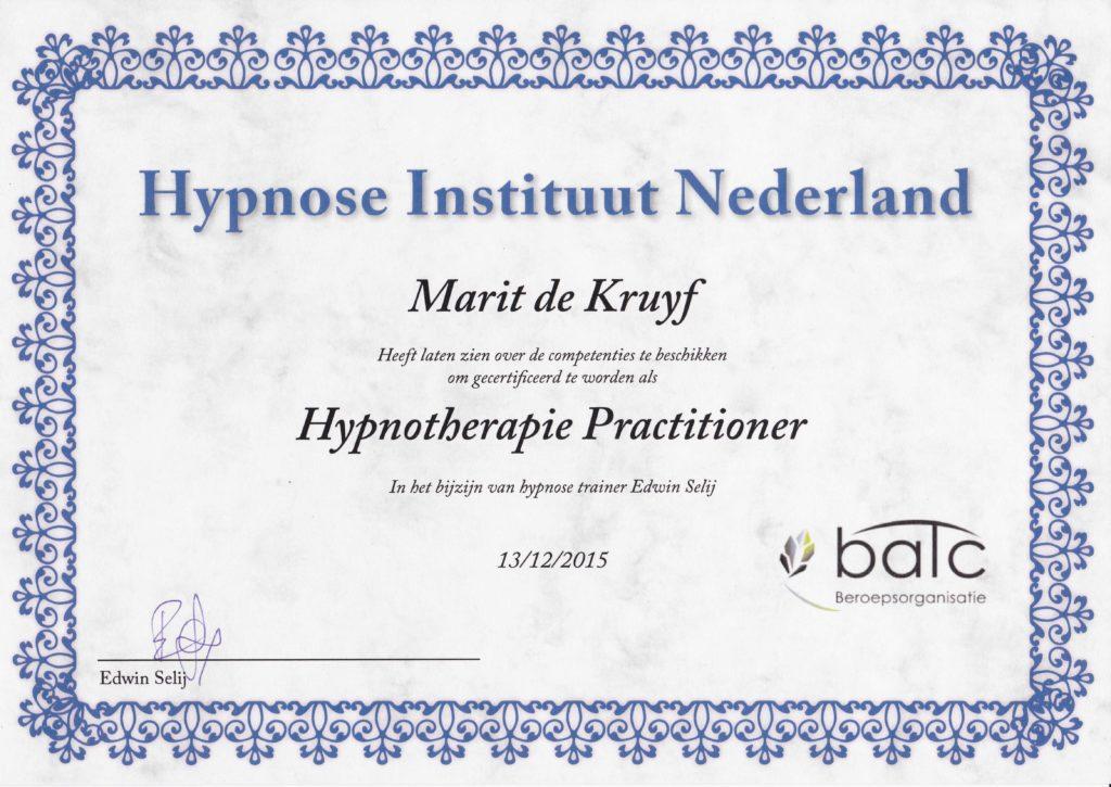 hypnotherapie afvallen apeldoorn